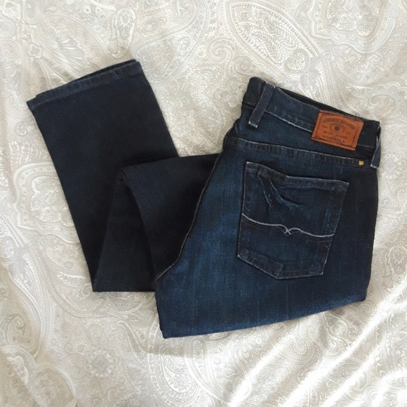 Lucky Brand Denim - LUCKY BRAND Jeans Sweet'n Straight Size 8/29